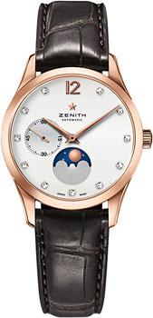 Швейцарские наручные  женские часы Zenith 18.2311.692_03.C498