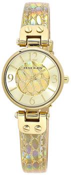 fashion наручные  женские часы Anne Klein 1822CHGD. Коллекция Daily