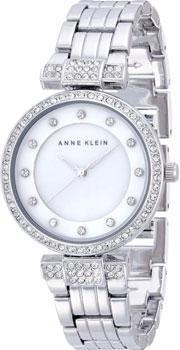 fashion наручные  женские часы Anne Klein 1853MPSV. Коллекция Crystal