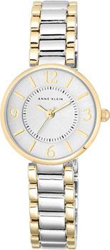fashion наручные  женские часы Anne Klein 1871SVTT. Коллекция Daily