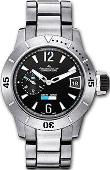 Швейцарские наручные  мужские часы Jaeger-LeCoultre 187T170