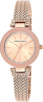 fashion наручные  женские часы Anne Klein 1906RGRG. Коллекция Ring