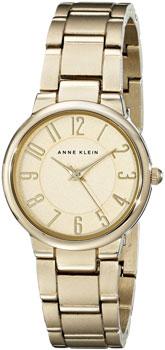 fashion наручные  женские часы Anne Klein 1912CHGB. Коллекция Daily