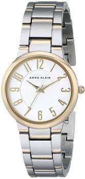fashion наручные  женские часы Anne Klein 1913SVTT. Коллекция Daily