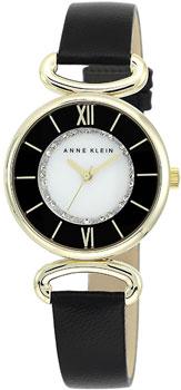 fashion наручные  женские часы Anne Klein 1932MPBK. Коллекция Ring