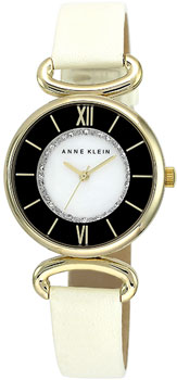 fashion наручные  женские часы Anne Klein 1932MPIV. Коллекция Ring