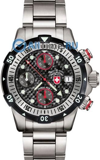 Мужские наручные швейцарские часы в коллекции 20000 Feet CX Swiss Military