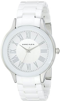 fashion наручные  женские часы Anne Klein 1949WTSV. Коллекция Ceramics