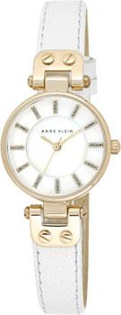 fashion наручные  женские часы Anne Klein 1950MPWT. Коллекция Ring