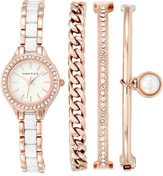 fashion наручные  женские часы Anne Klein 1954RWST. Коллекция Ring