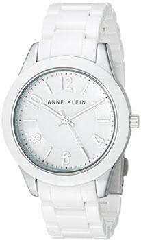 fashion наручные  женские часы Anne Klein 1963WTWT. Коллекция Ceramics