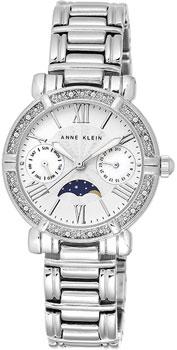 fashion наручные  женские часы Anne Klein 1965SVSV. Коллекция Crystal