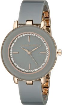 fashion наручные  женские часы Anne Klein 1972RGGY. Коллекция Plastic