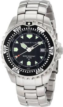 fashion наручные  мужские часы Momentum 1M-DV02B0-AC. Коллекция M1 Black