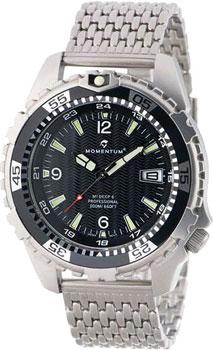 fashion наручные  мужские часы Momentum 1M-DV06BS0. Коллекция M1 DEEP 6