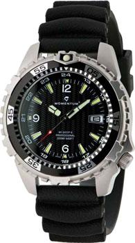 fashion наручные  мужские часы Momentum 1M-DV06BS1B. Коллекция M1 DEEP 6