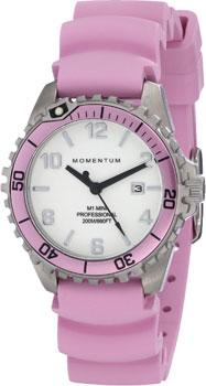 fashion наручные  женские часы Momentum 1M-DV07WR1R. Коллекция M1 MINI