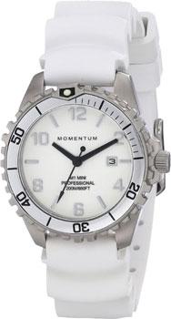 fashion наручные  женские часы Momentum 1M-DV07WS1W. Коллекция M1 MINI