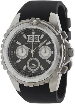 fashion наручные  мужские часы Momentum 1M-DV26BS4B. Коллекция D6 Chrono
