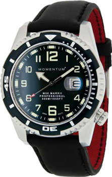 fashion наручные  мужские часы Momentum 1M-DV52B12B. Коллекция M50 MARK II