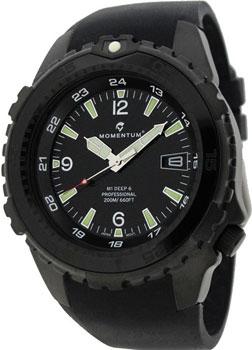 fashion наручные  мужские часы Momentum 1M-DV68B4B. Коллекция DEEP 6 NIGHT VISION