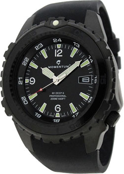 fashion наручные  мужские часы Momentum 1M-DV68BS4B. Коллекция DEEP 6 NIGHT VISION