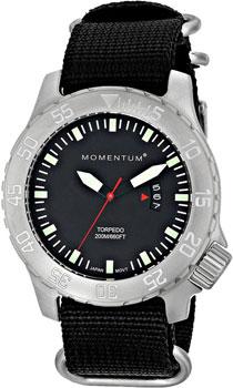 fashion наручные  мужские часы Momentum 1M-DV74B7B. Коллекция TORPEDO