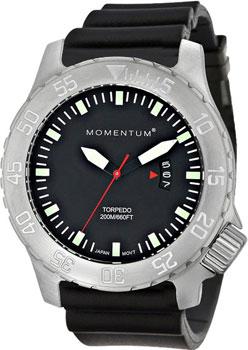 fashion наручные  мужские часы Momentum 1M-DV74B9B. Коллекция TORPEDO