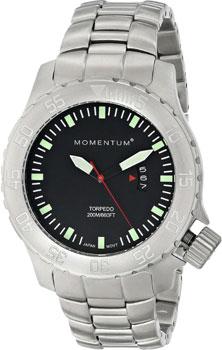 fashion наручные  мужские часы Momentum 1M-DV74BS0. Коллекция TORPEDO