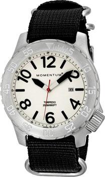 fashion наручные  мужские часы Momentum 1M-DV74L7B. Коллекция TORPEDO