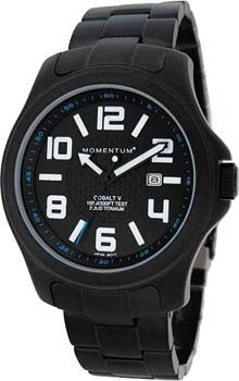 fashion наручные  мужские часы Momentum 1M-SP06BS0. Коллекция COBALT V