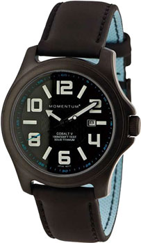 fashion наручные  мужские часы Momentum 1M-SP06BS12B. Коллекция COBALT V