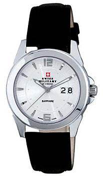 Швейцарские наручные  мужские часы Swiss military 20000ST-2L. Коллекция Oscar