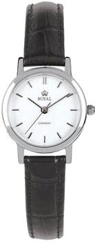 fashion наручные  женские часы Royal London 20003-01. Коллекция Classic
