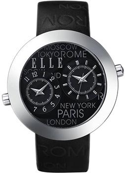 fashion наручные  женские часы Elle 20033S05N. Коллекция Leather