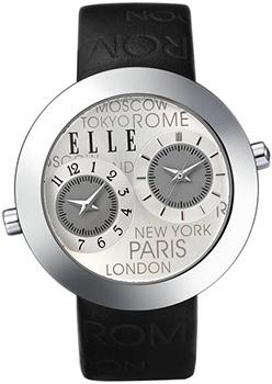 fashion наручные  женские часы Elle 20033S06N. Коллекция Leather
