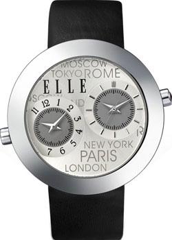 fashion наручные  женские часы Elle 20033S08N. Коллекция Leather