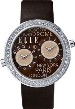 fashion наручные  женские часы Elle 20038S05N. Коллекция Leather