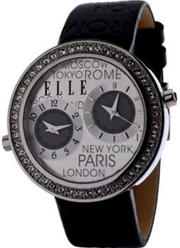 fashion наручные  женские часы Elle 20038S07N. Коллекция Leather