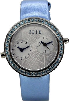 fashion наручные  женские часы Elle 20038S43N. Коллекция Leather