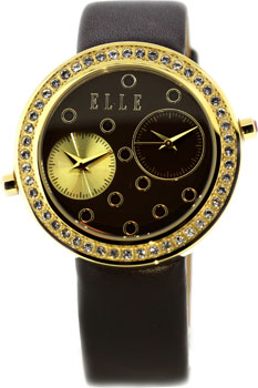 fashion наручные  женские часы Elle 20038S53N. Коллекция Leather
