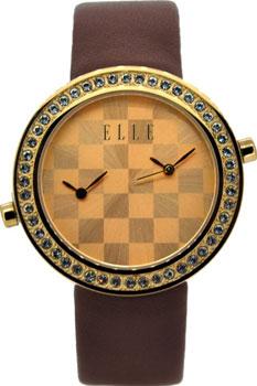 fashion наручные  женские часы Elle 20038S56N. Коллекция Leather