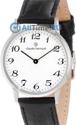 Женские наручные швейцарские часы в коллекции Sophisticated Classics Claude Bernard