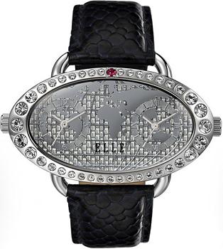 fashion наручные  женские часы Elle 20069S02C. Коллекция Leather