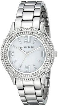 fashion наручные  женские часы Anne Klein 2007MPSV. Коллекция Crystal