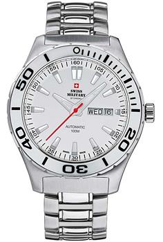 Швейцарские наручные  мужские часы Swiss military 20090ST-2M. Коллекция Механические часы