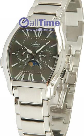 Мужские наручные швейцарские часы в коллекции Lucerne Charmex