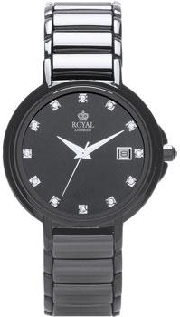 fashion наручные  женские часы Royal London 20153-02. Коллекция Fashion