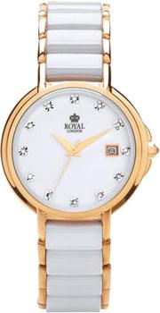 fashion наручные  женские часы Royal London 20153-04. Коллекция Fashion