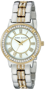 fashion наручные  женские часы Anne Klein 2019MPTT. Коллекция Crystal